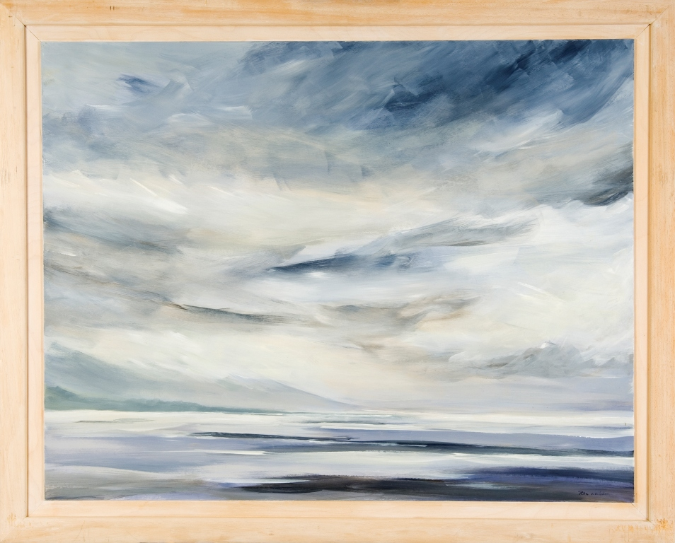 Galway Bay, 84x104