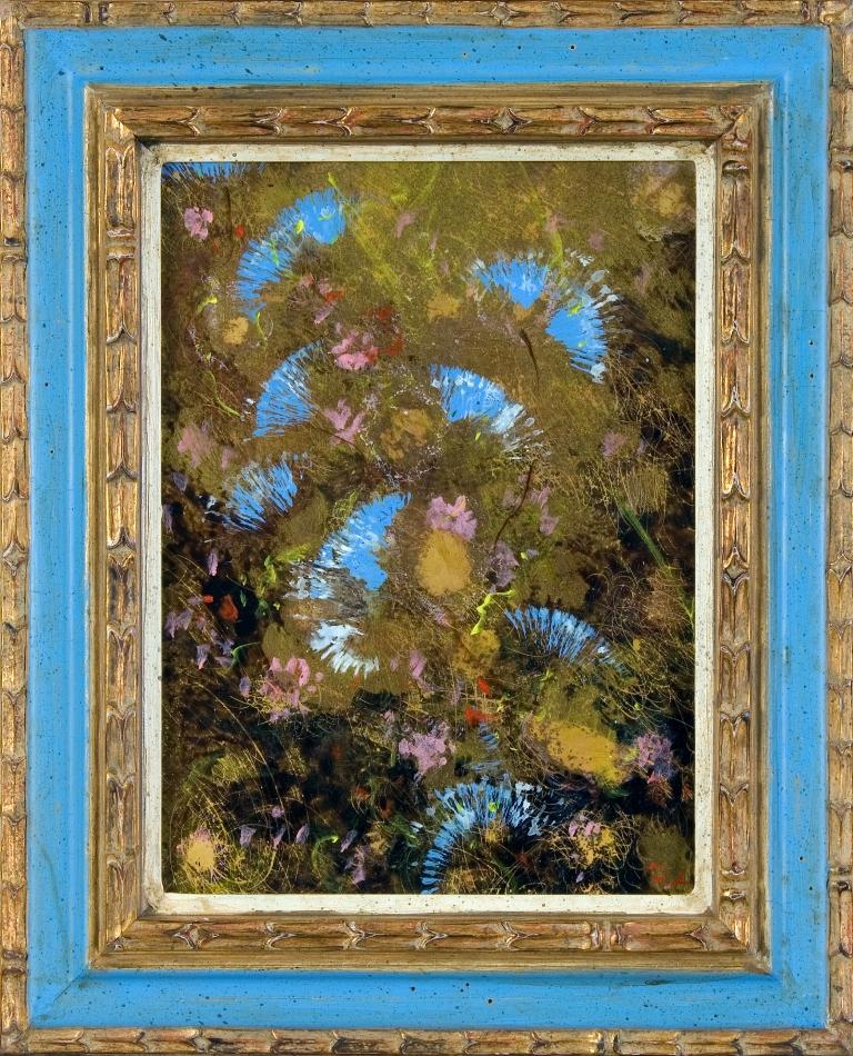 Blue spring (verkocht)