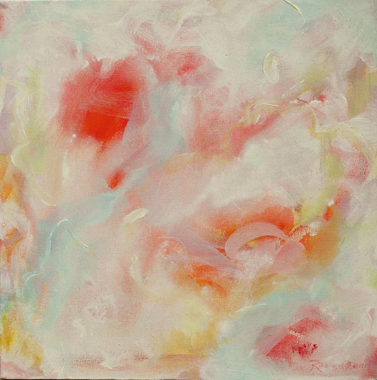 Flower dream II, 50x50