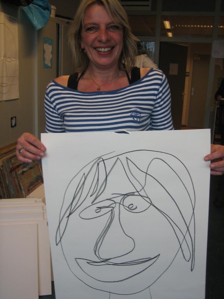 Workshop portret voor leerkrachten